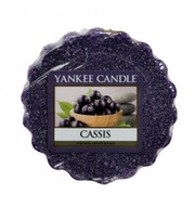 YANKEE CANDLE Wosk Cassis