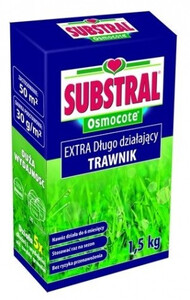 SUBSTRAL Osmocote do traw 1,5kg