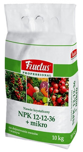 Fructus Professional 12-12-36+Micro 10kg
