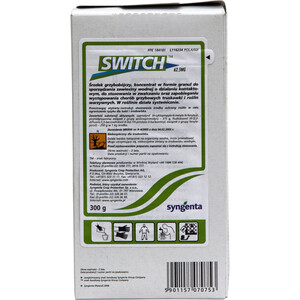 SYNGENTA Switch 62,5WG 300g