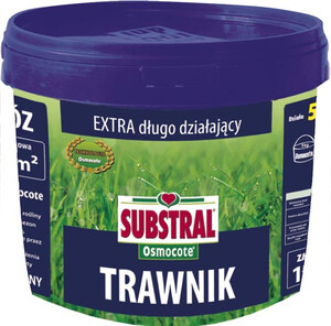 SUBSTRAL Osmocote do traw 15kg