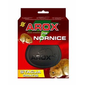 Agrecol Arox na nornice 100g