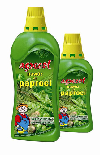 Agrecol Nawóz do paproci 0,75l
