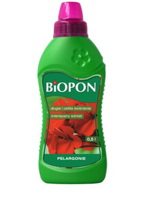BIOPON Nawóz do pelargonii 1,0l