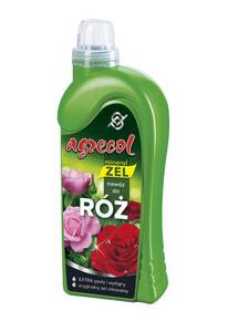 AGRECOL Mineral żel do róż 1,0l