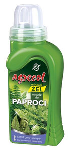 AGRECOL Mineral żel do paproci 0,25l