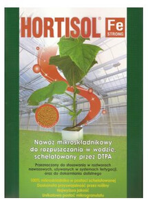 HORTICO HORTISOL Fe Strong 25kg
