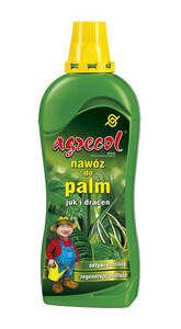 AGRECOL Nawóz do palm juk i dracen 0,75l