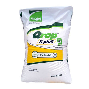 SQM Saletra potasowa granulowana QROP K Plus 25kg