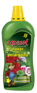 AGRECOL Nawóz do pelargonii 0,75l