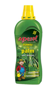AGRECOL Nawóz do palm juk i dracen 0,35l