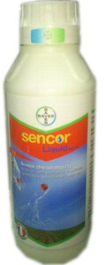 BAYER Sencor Liquid 600SC 1,0l