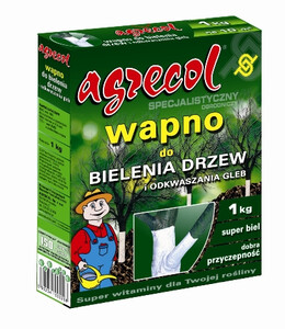 AGRECOL Wapno do bielenia 1kg