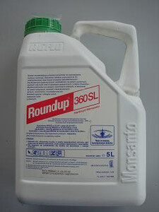 MONSANTO Roundup 360SL 5,0l