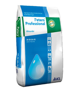 ICL Peters Professional Allrounder 20-20-20 + TE 15kg