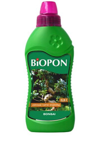 BIOPON Nawóz do bonsai 0,5l