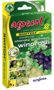 AGRECOL Switch 62,5WG na winogrona 10g