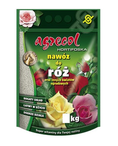 AGRECOL Hortifoska do róż 1kg