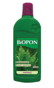 BIOPON Nawóz do paproci 0,25l