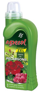 AGRECOL Mineral żel do pelargonii 1,0l