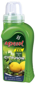 AGRECOL Mineral żel do cytrusów 0,25l