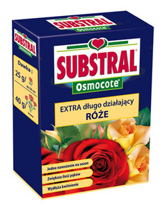 SUBSTRAL Nawóz Osmocote do róż 300g