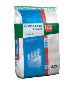 ICL Osmocote Exact 3-4M STANDARD 25kg