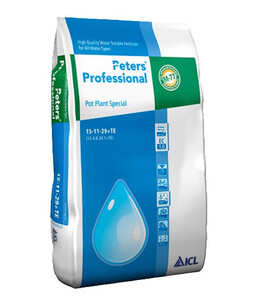 ICL Peters Professional Pot Plant Special 15-11-29 15 kg