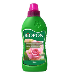 BIOPON Nawóz do róż 0,5l