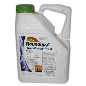 MONSANTO Roundup TransEnergy 450SL 5,0l