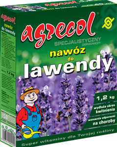 AGRECOL Nawóz do lawendy 1,2kg