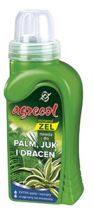 AGRECOL Mineral żel do palm yuk dracen 0,25l