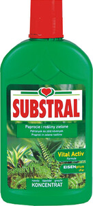 SUBSTRAL Osmocote do paproci i zielonych 0,5l