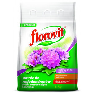 Florovit do rododendronów 1kg