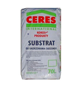 CERES Substrat do Ukorzeniania 70l