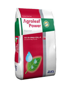 ICL AGROLEAF POWER Magnesium 10-5-10+16MgO+32SO3+TE 15kg