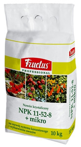 Fructus Professional 11-52-8+Micro 10kg