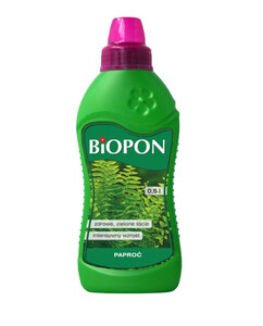 BIOPON Nawóz do paproci 1,0l