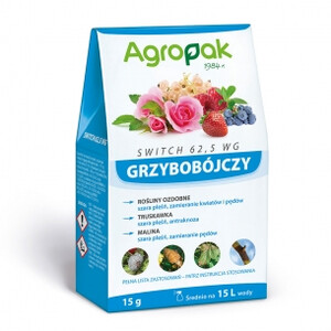AGROPAK Switch 62,5WG 2g