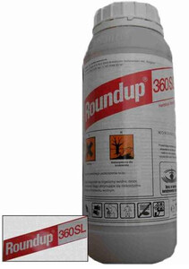 MONSANTO Roundup 360SL 1,0l