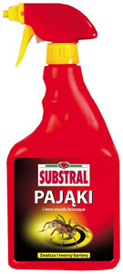 SUBSTRAL ANT STOP na pająki 750 ml