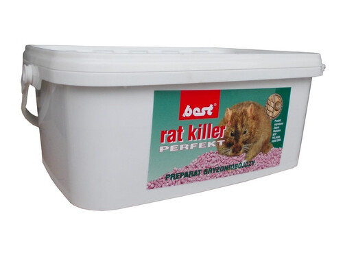 BEST-PEST Rat Killer Perfect Granulat 3kg
