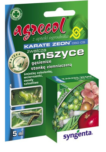agrecol karate zeon