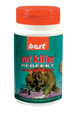 BEST-PEST Ratt Killer Perfect Granulat 250g