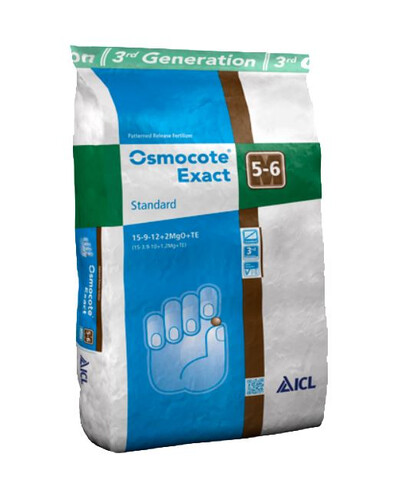 icl osmocote exact standard 5-6 25 kg